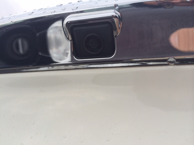 2011 Nissan Skyline V36 coupe 370GT Type SP rear camera