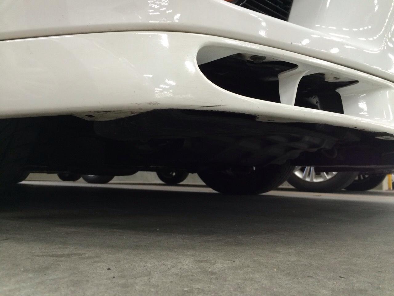 1995 Nissan Skyline R33 GTR VSpec front bumper spoiler