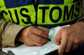 Japanese car import Customs clearance