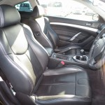 2008 V36 Skyline 370GT Type SP 6 speed manual interior
