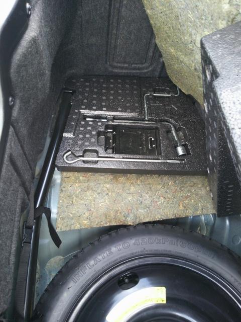 1999 Nissan Skyline R34 GTR tool kit