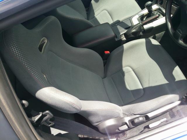 1999 Nissan Skyline R34 GTR driver seat