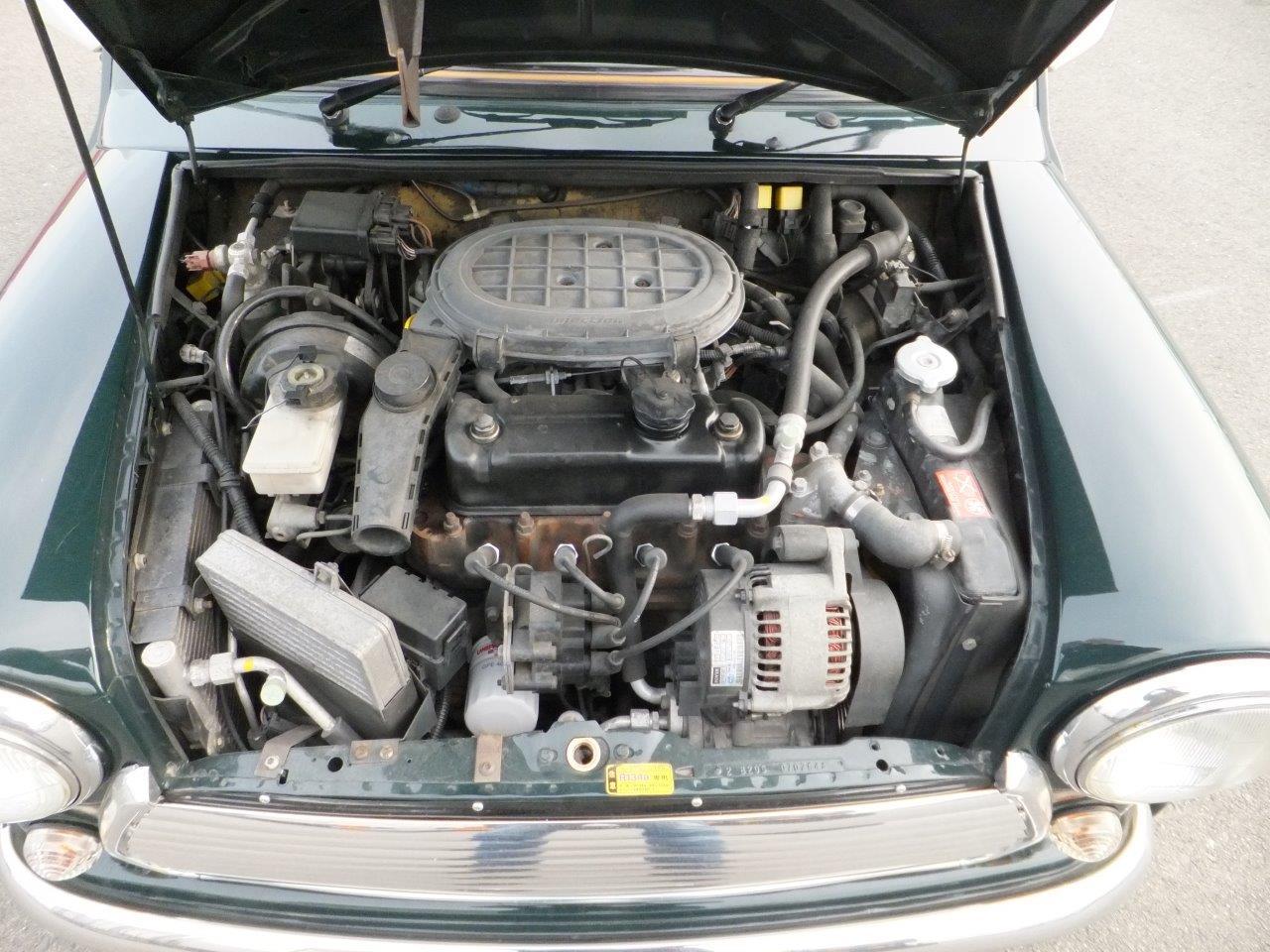 Rover Mini Cooper BSCC engine