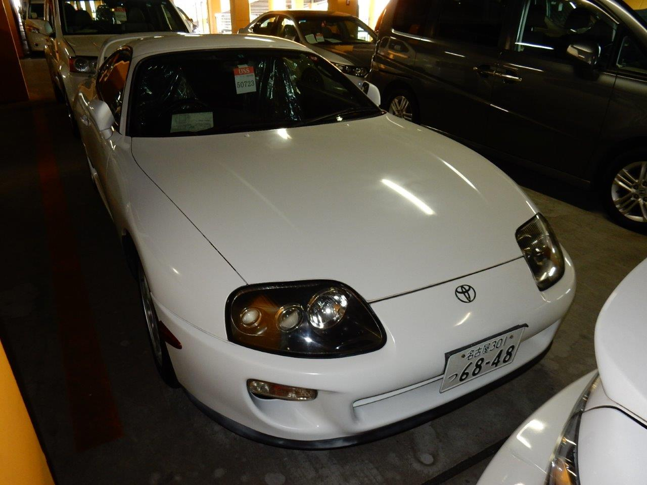 1998 Toyota Supra SZ AEROTOP front