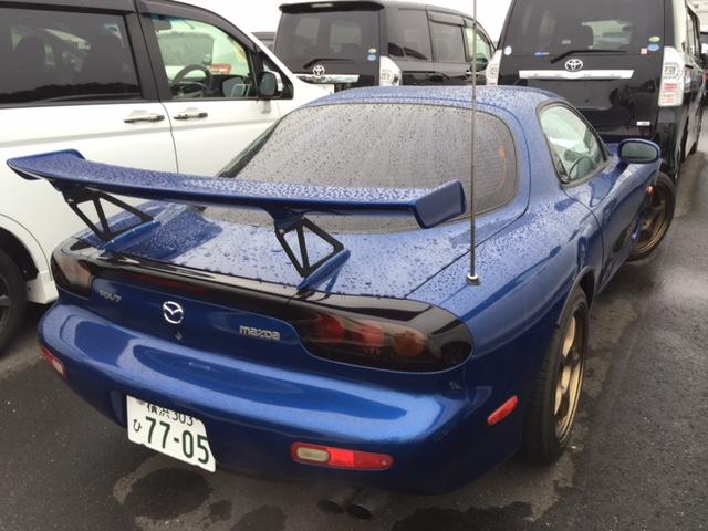 2002 Mazda RX-7 Type 2