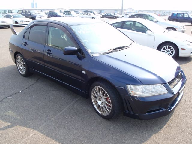 2002 Mitsubishi Lancer EVO 7 GT-A automatic front