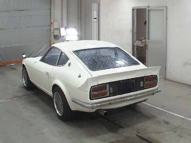 1978 Nissan Fairlady Z S31 coupe rear picture