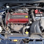 2002 Mitsubishi Lancer EVO 7 GT-A automatic engine