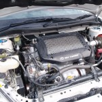 2003 Toyota Caldina GT-FOUR 2L 4WD turbo engine