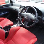 2003 Toyota Caldina GT-FOUR 2L 4WD turbo interior