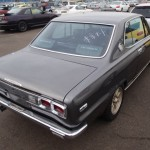 1971 Nissan Skyline KGC10 GT coupe 7