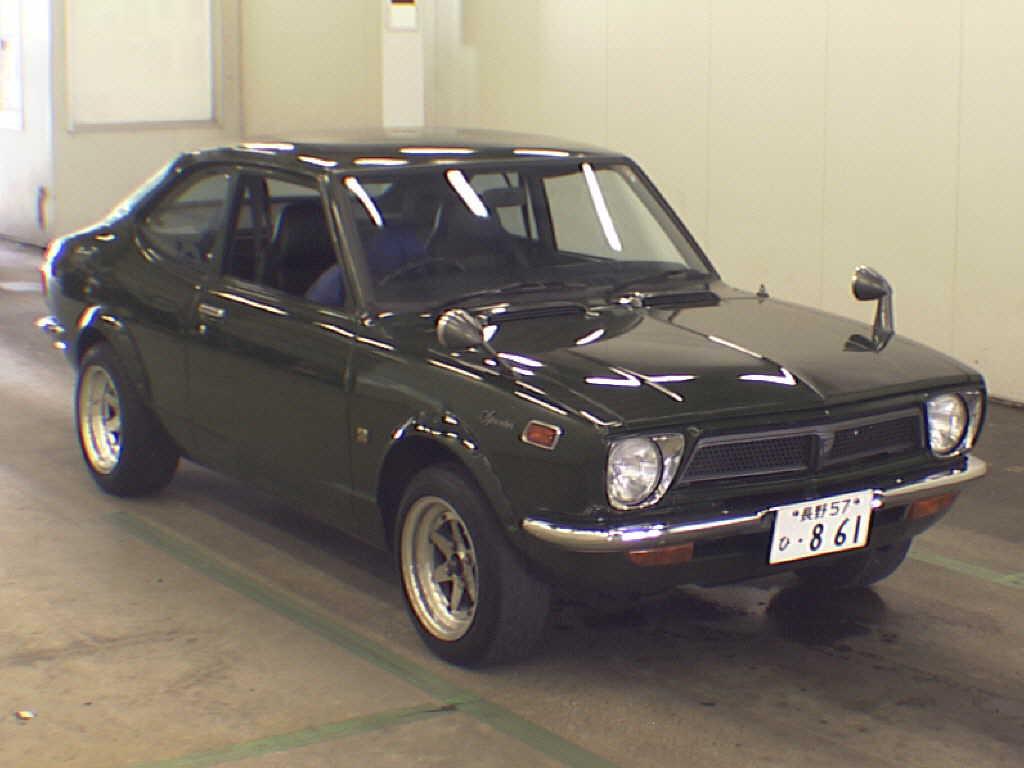 Toyota Sprinter Trueno TE27 9