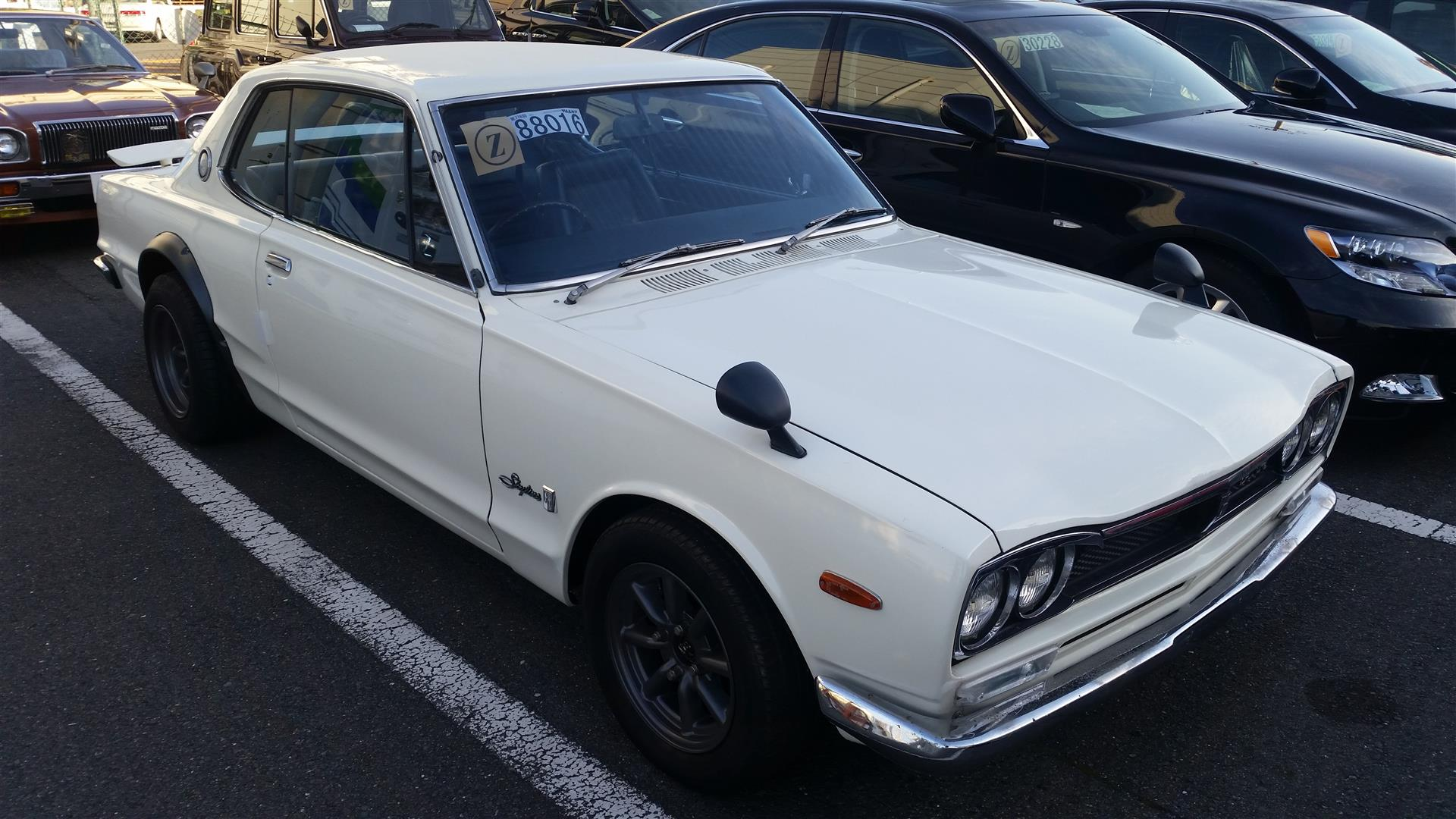 Nissan Skyline KGC10 1