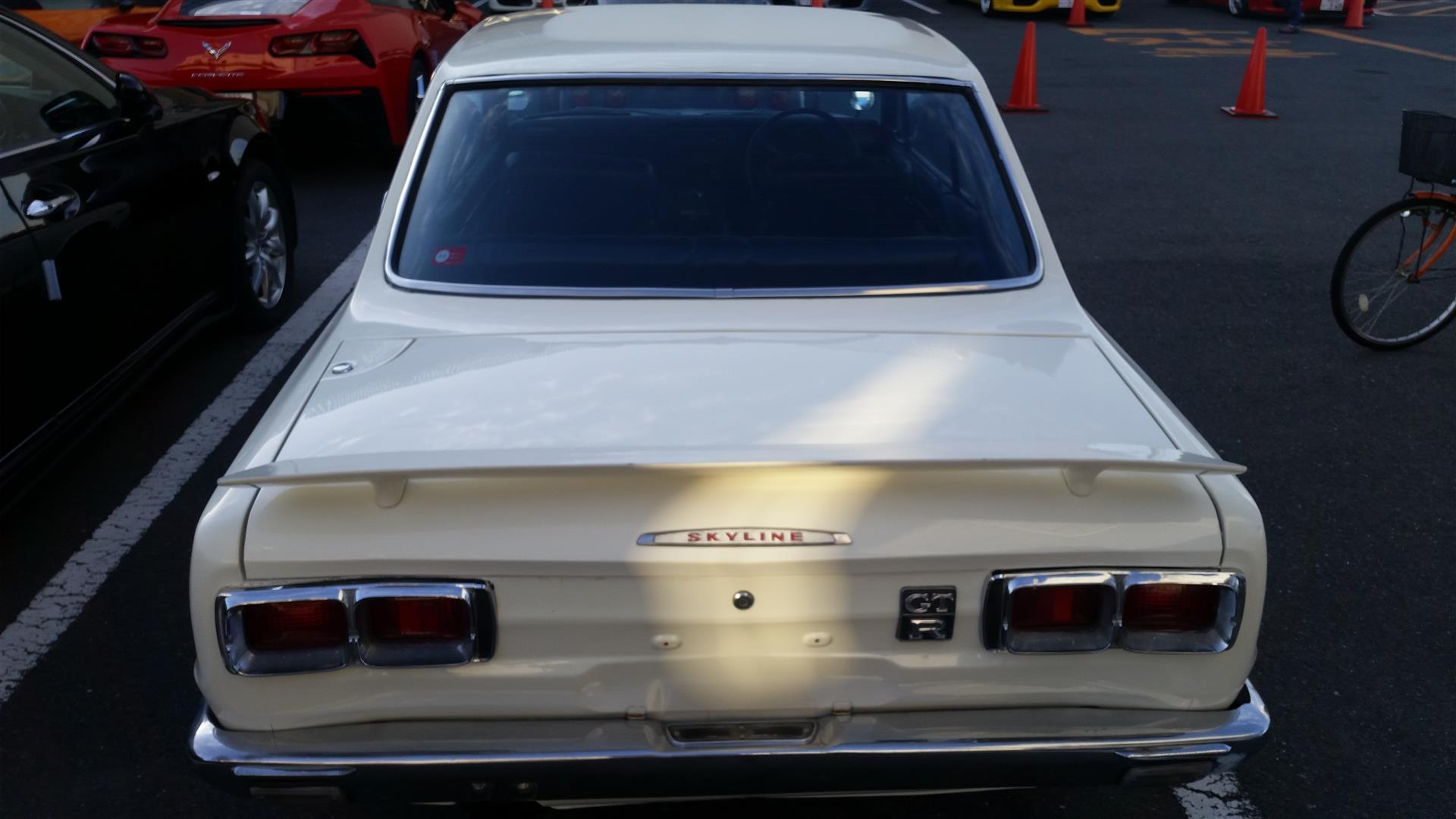 Nissan Skyline KGC10 9