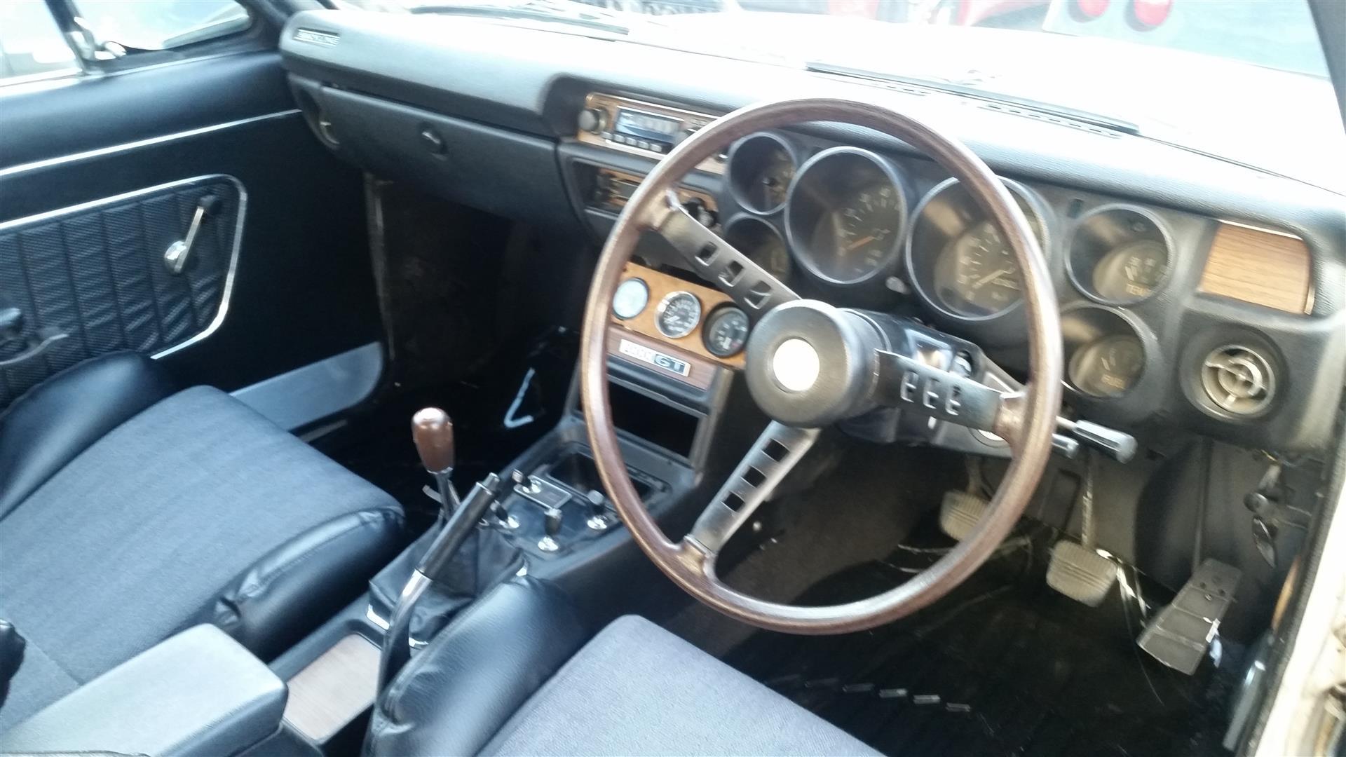 Nissan Skyline KGC10 48