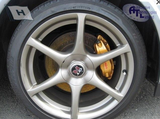 2001 Nissan Skyline R34 GTR MSpec wheel