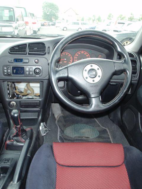 2000 Mitsubishi Lancer EVO 6.5 TME interior
