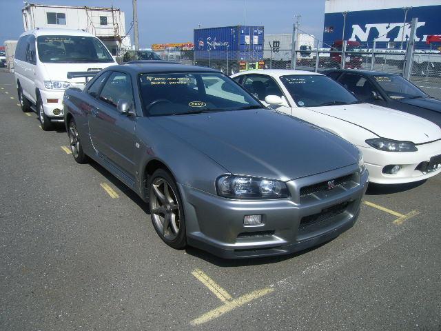 R34 GTR MSpec 1
