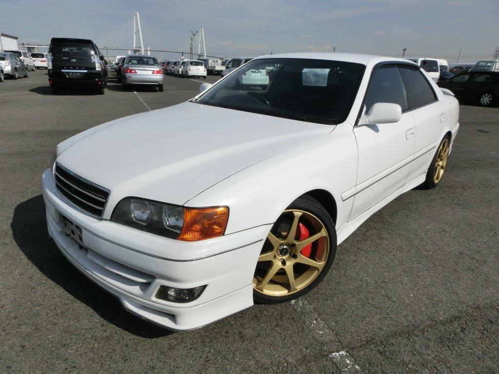 1999 Toyota Chaser Jzx100 Tourer V 2 5l Turbo Prestige