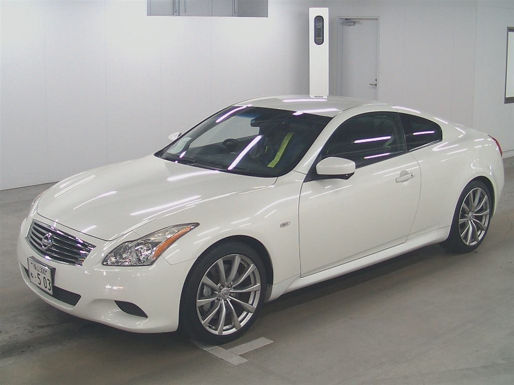 V36 coupe 370GT Type S