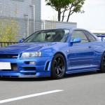 Global Auto Osaka R34 GTR