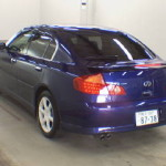Skyline V35 Sedan rear left