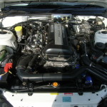 1997 Nissan 180SX 2L turbo engine