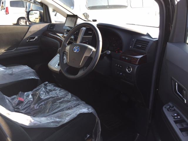 2012 Toyota Vellfire Welcab Sloper