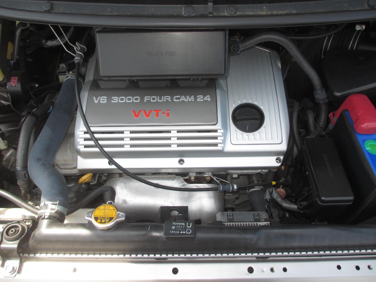 2003 Toyota Estima 3L Aeras S engine