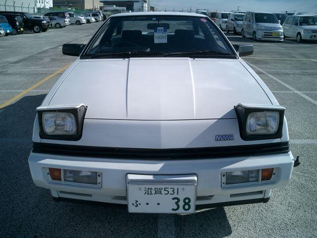 1987 Mitsubishi Starion 1