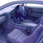 Mistubishi GTO interior