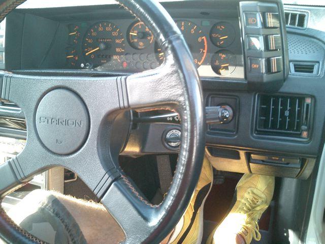 1987 Mitsubishi Starion 6aj