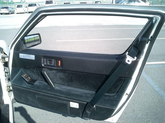 1987 Mitsubishi Starion 6d