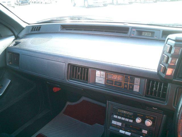1987 Mitsubishi Starion 6e
