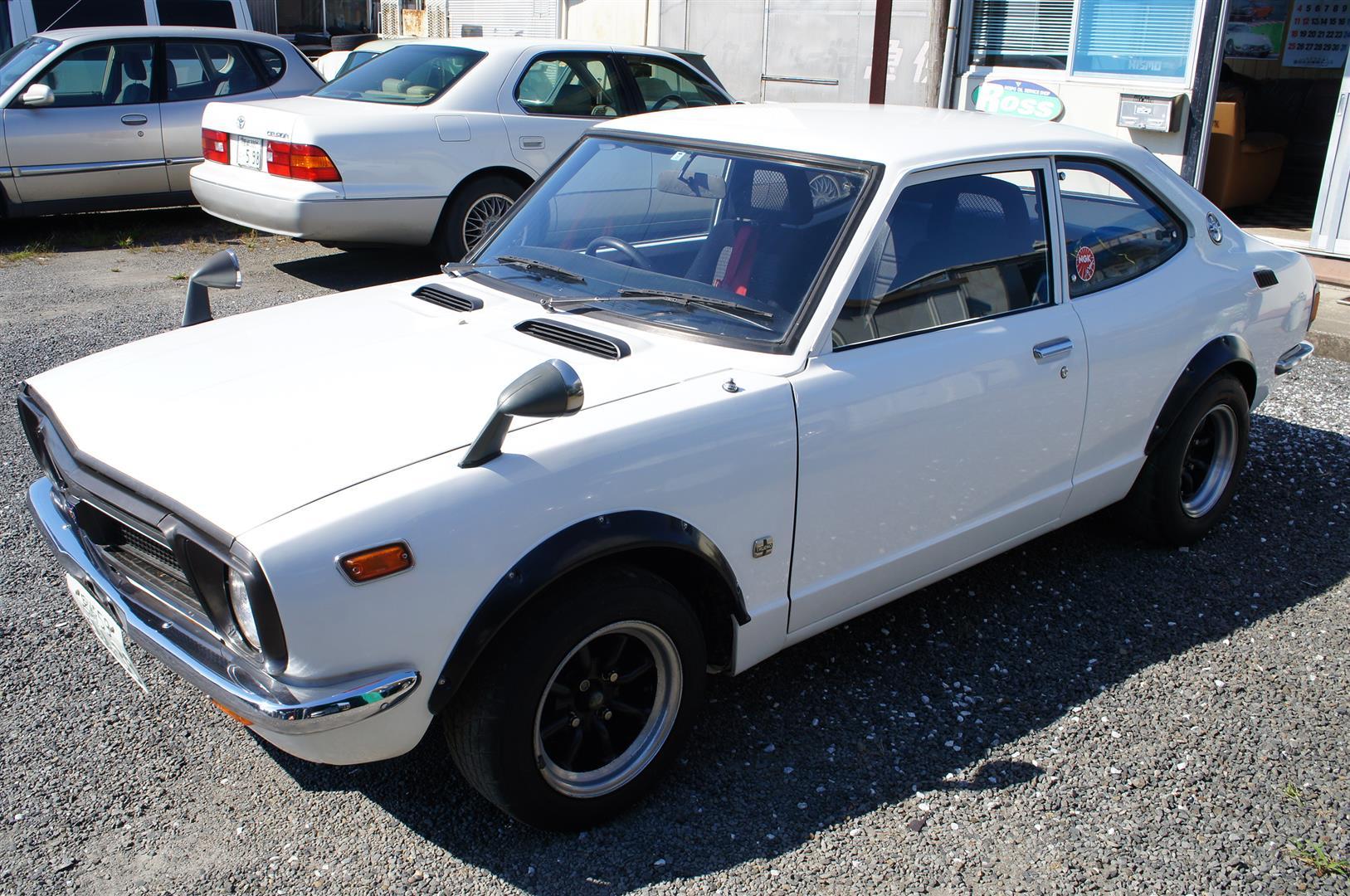 1973 Toyota Sprinter Trueno Prestige Motorsport