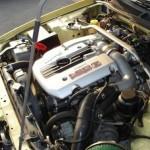 Skyline R34 GT-T engine