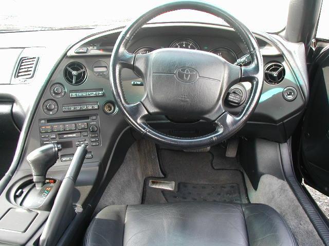 1993 Toyota Supra GZ AEROTOP TT interior