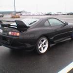 1993 Supra rear