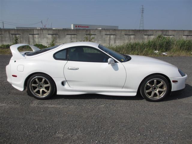 2002 Toyota Supra Rz S 3l Twin Turbo 6 Speed Manual