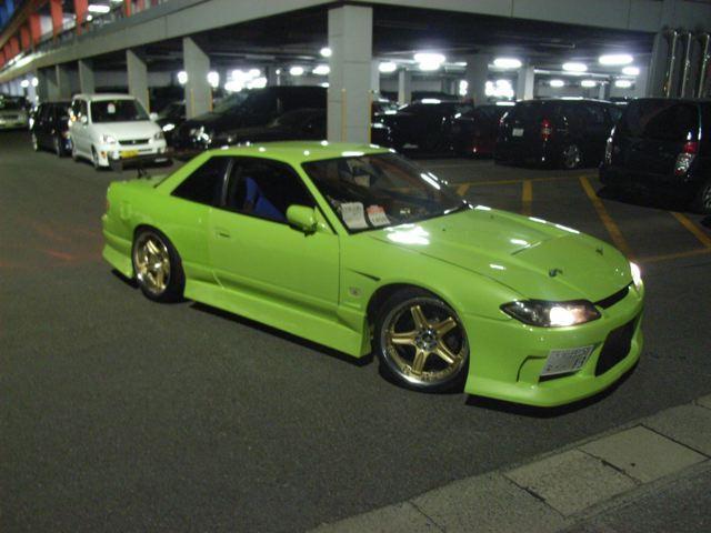 Nissan Silvia 1