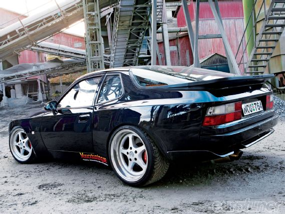 1985 Porsche 944 25 year rule