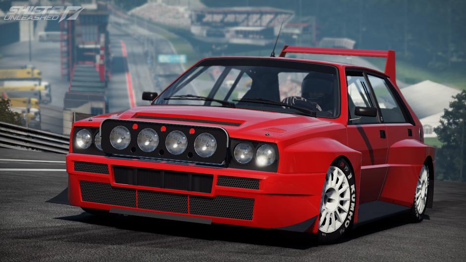 Lancia Integrale import