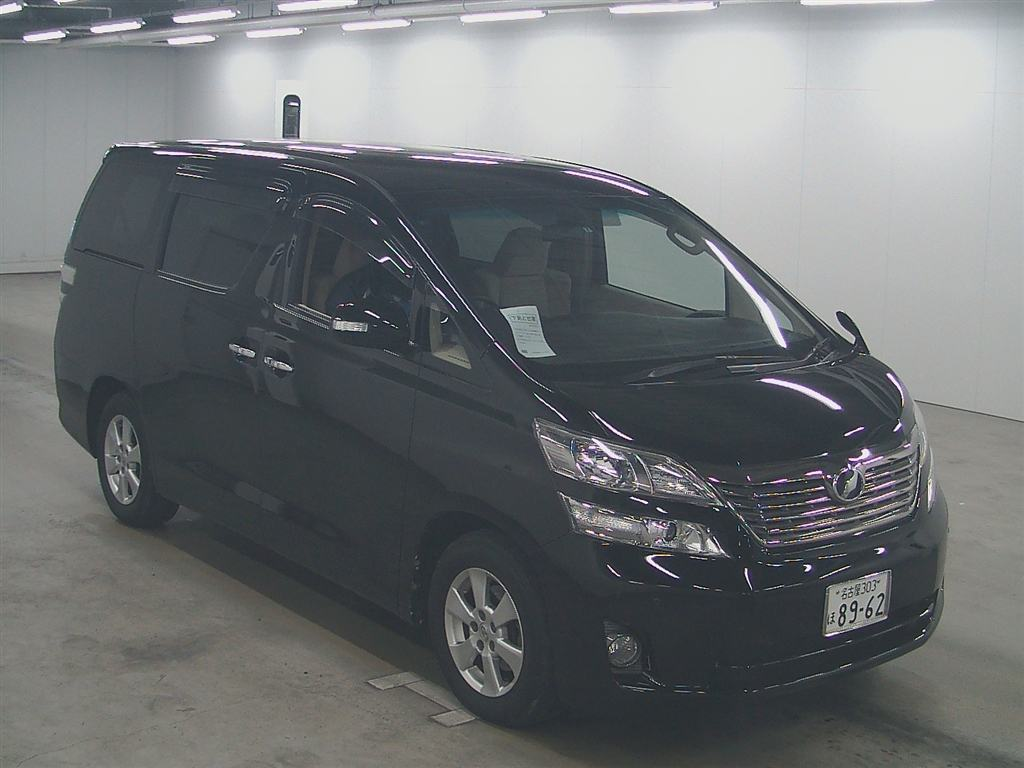 2010 Toyota Vellfire SLOPER WELCAB 14