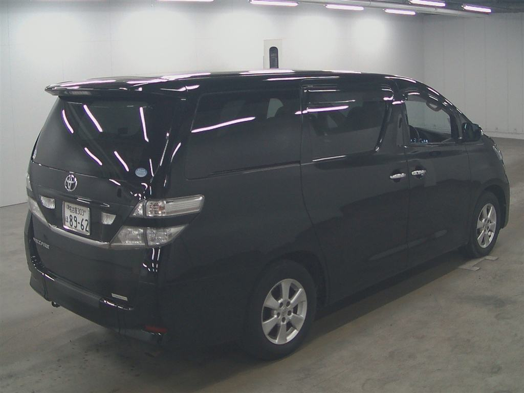 2010 Toyota Vellfire SLOPER WELCAB 16