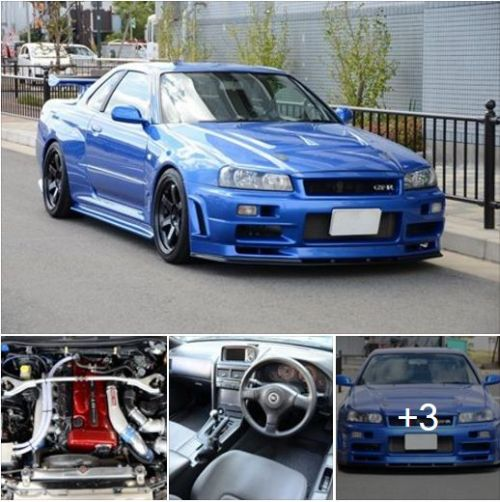 Global Auto R34 GTR import prices