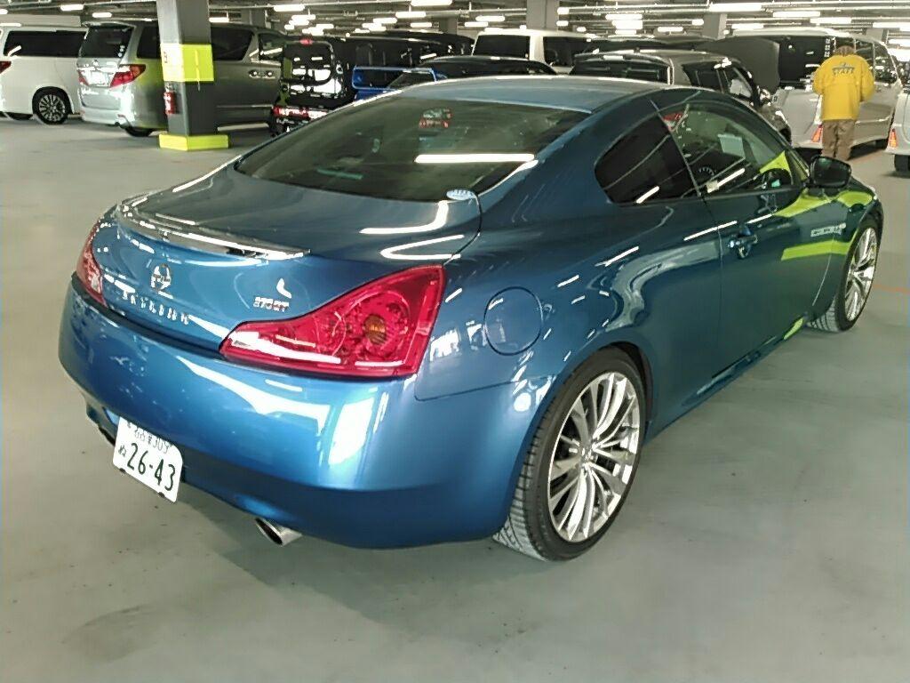 2010 Nissan Skyline V36 10