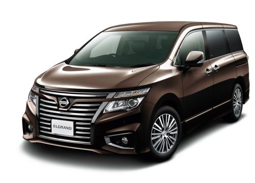 Nissan Elgrand E52 Import From Japan