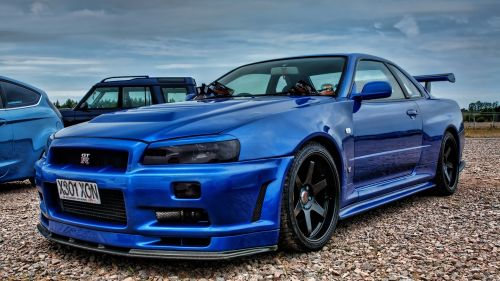 R34 GTR import prices