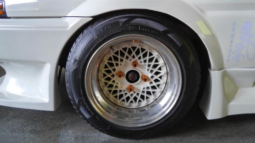 1987 Toyota Sprinter GT APEX 12