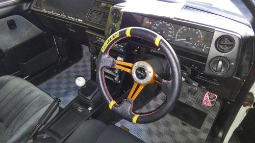 1987 Toyota Sprinter GT APEX 28
